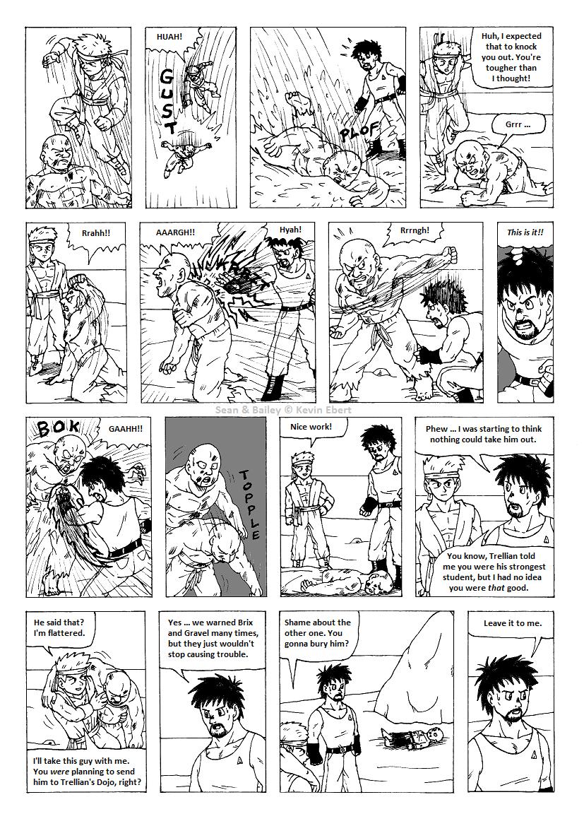 Sean & Bailey page 72